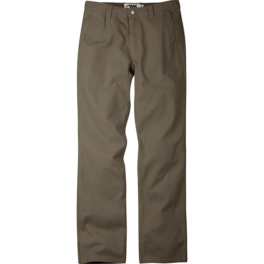 Mountain Khakis Slim Fit Original Mountain Pants 42 - 34in - Terra - 10W 18.5in - Mountain Khakis Mens Apparel - Apparel & Footwear, Men's Apparel