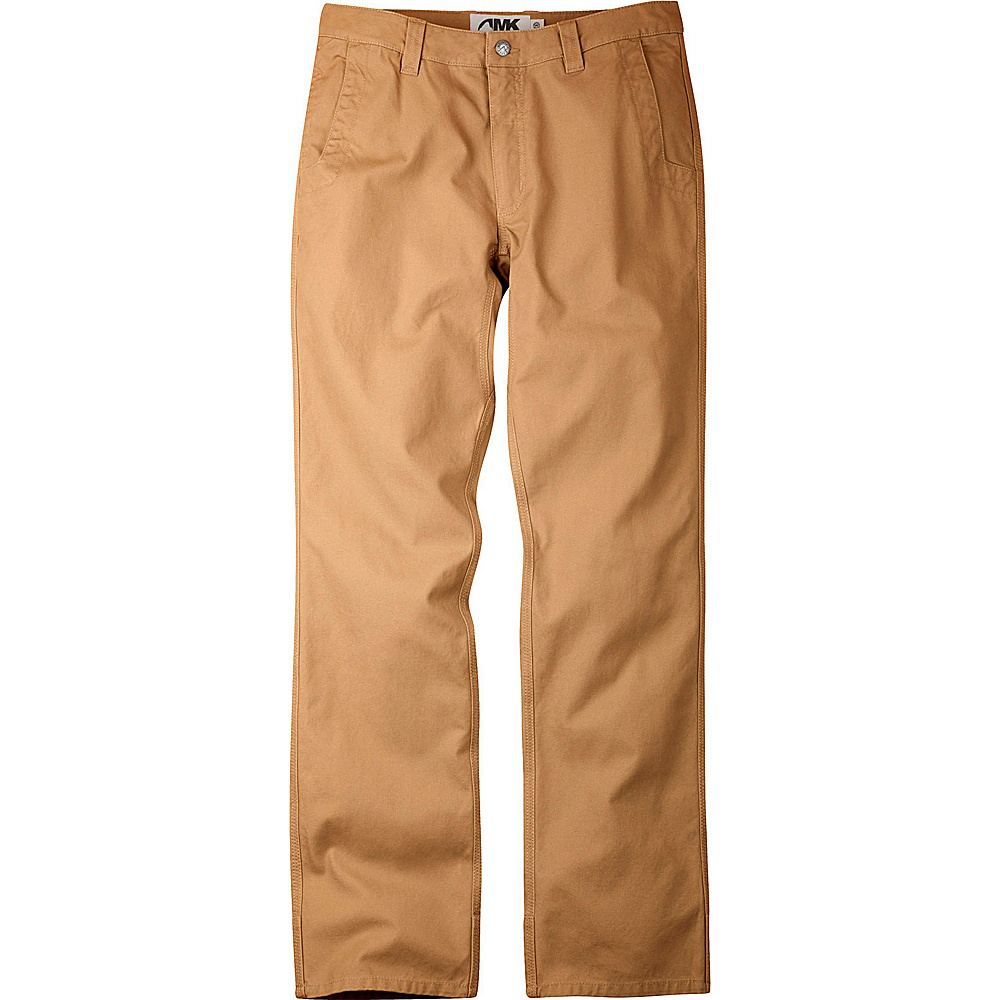 Mountain Khakis Slim Fit Original Mountain Pants 34 - 32in - Ranch - 31W 32L - Mountain Khakis Mens Apparel - Apparel & Footwear, Men's Apparel