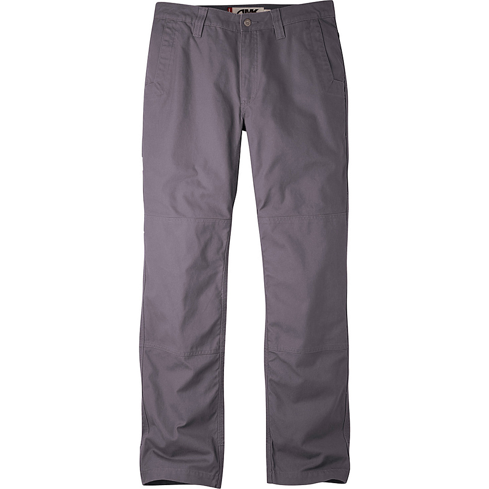 Mountain Khakis Broadway Fit Alpine Utility Pants 38 - 34in - Granite - Mountain Khakis Mens Apparel - Apparel & Footwear, Men's Apparel