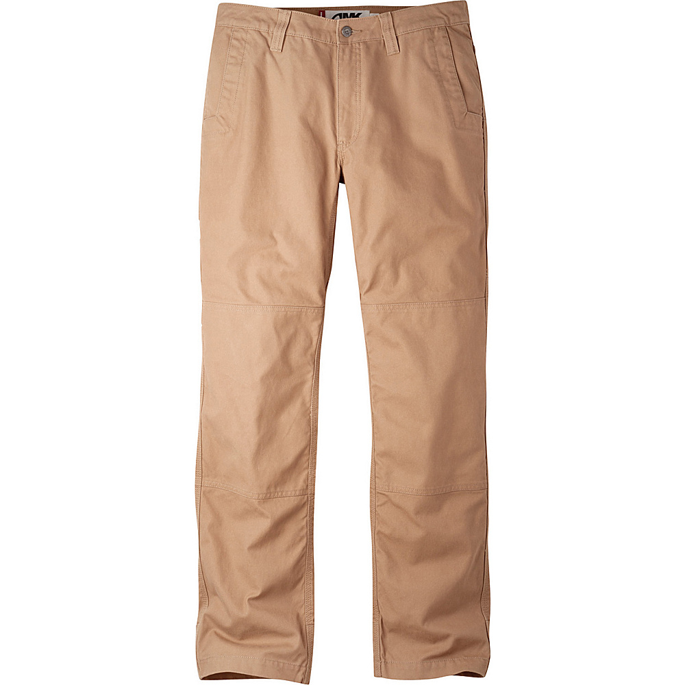 Mountain Khakis Broadway Fit Alpine Utility Pants 35 - 34in - Yellowstone - Mountain Khakis Mens Apparel - Apparel & Footwear, Men's Apparel