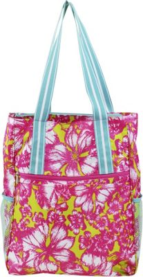 All For Color Tennis Shoulder Bag Aloha Paradise - All For Color Racquet Bags