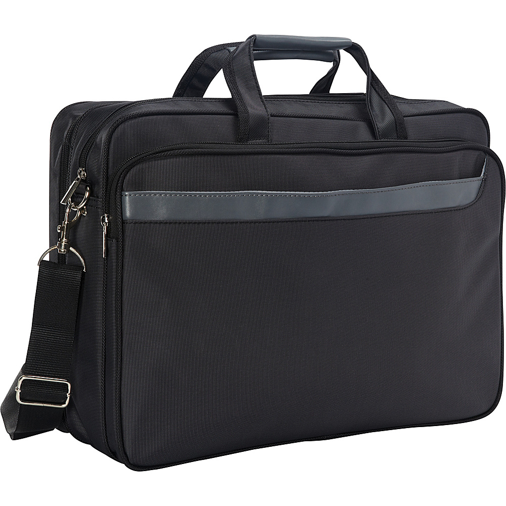 Goodhope Bags The Scan Express Brief Black Goodhope Bags Non Wheeled Business Cases