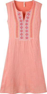 Mountain Khakis Sunnyside Dress L - Tang - Mountain Khakis Women's Apparel
