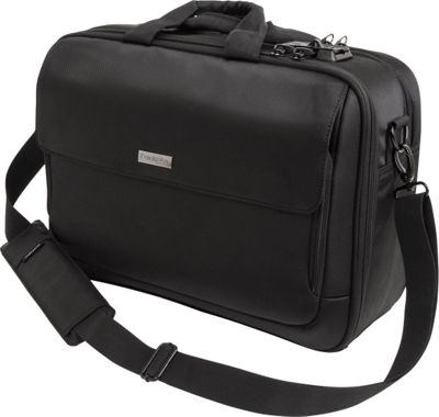 Kensington Securetrek 15.6 inch  Top Loader Laptop & Tablet Bag Black - Kensington Non-Wheeled Business Cases