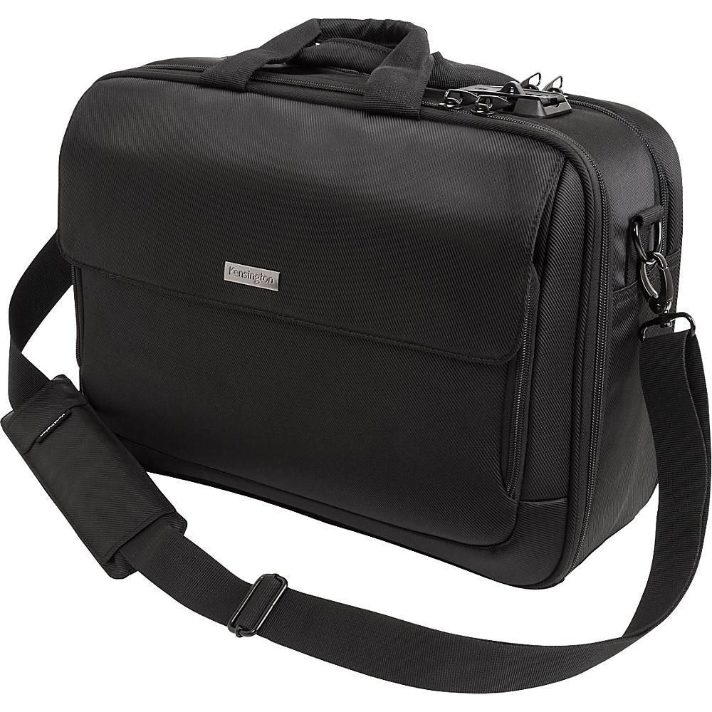 Kensington Securetrek 15.6 Top Loader Laptop Tablet Bag Black Kensington Non Wheeled Business Cases