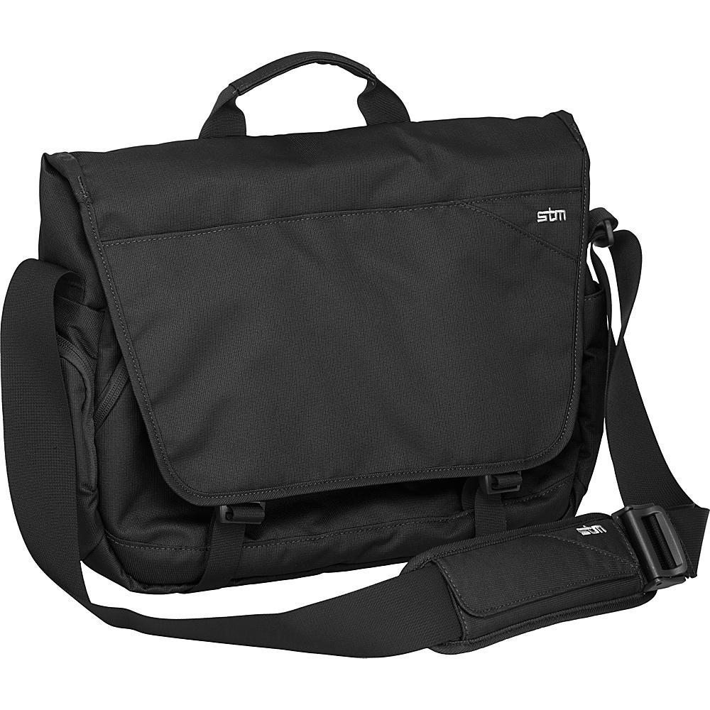 STM Bags Radial Medium Shoulder Bag Black STM Bags Messenger Bags