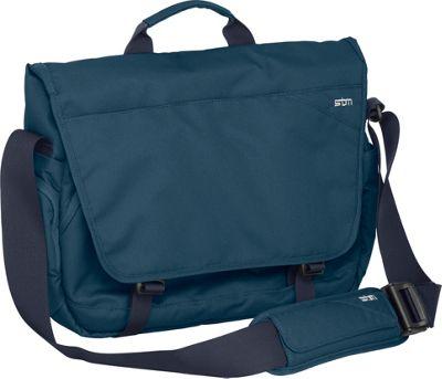 STM Goods Radial Medium Shoulder Bag Moroccan Blue - STM Goods Messenger Bags