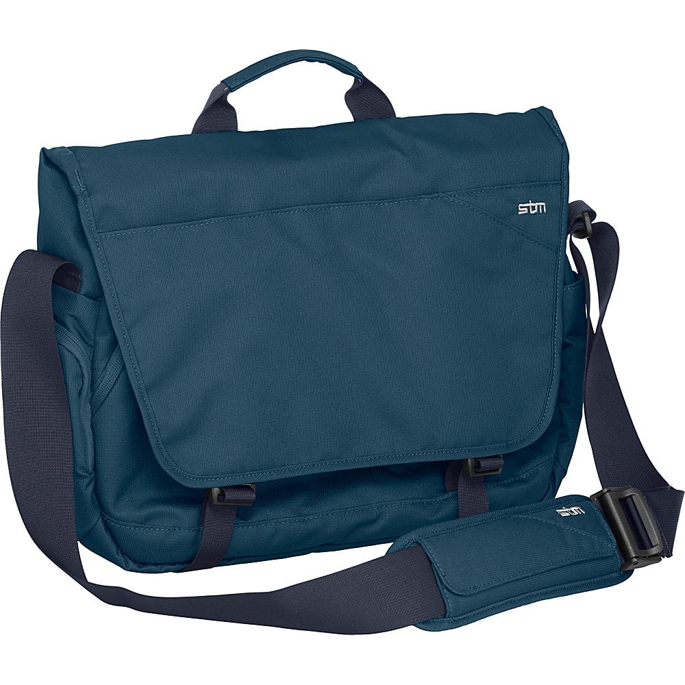 STM Bags Radial Medium Shoulder Bag Moroccan Blue STM Bags Messenger Bags
