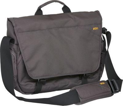 STM Goods Radial Medium Shoulder Bag Steel - STM Goods Messenger Bags