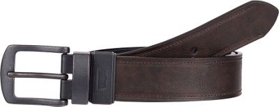 Levi's 40MM Reversible w/ Batwing Logo 34 - Brown - Levi's Other Fashion Accessories