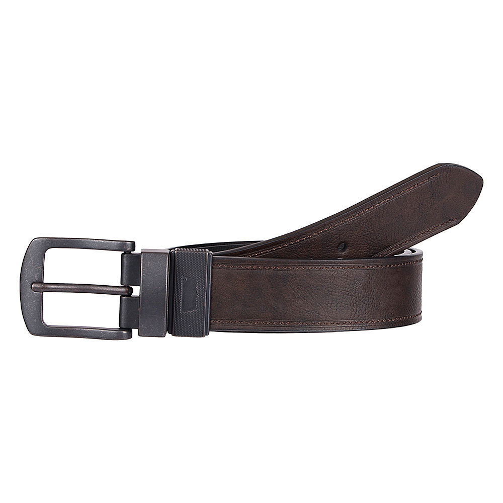 Levi s 40MM Reversible w Batwing Logo Brown Black 38 Levi s Other Fashion Accessories