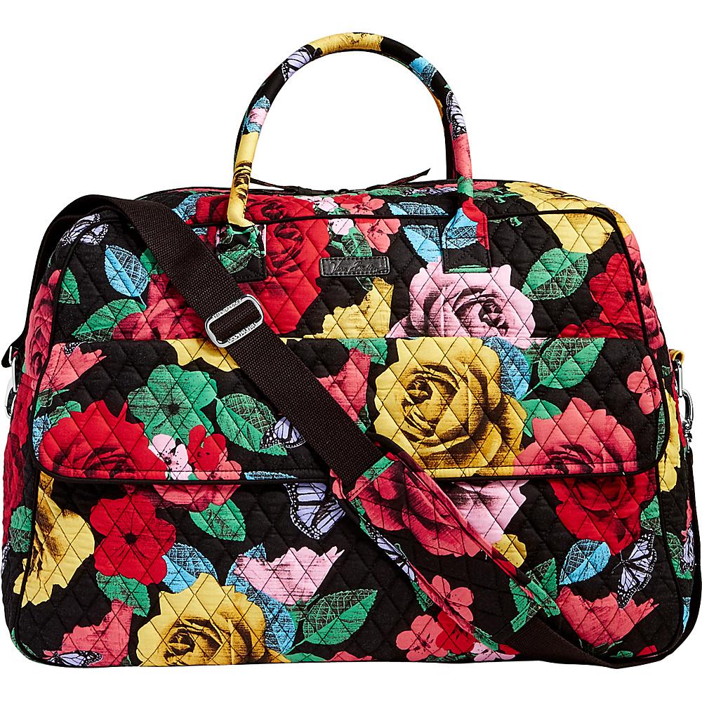 Vera Bradley Grand Traveler Havana Rose - Vera Bradley Luggage Totes and Satchels - Luggage, Luggage Totes and Satchels