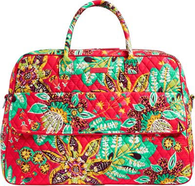 Vera Bradley Grand Traveler Rumba - Vera Bradley Luggage Totes and Satchels