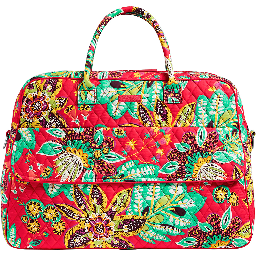 Vera Bradley Grand Traveler Rumba - Vera Bradley Luggage Totes and Satchels - Luggage, Luggage Totes and Satchels