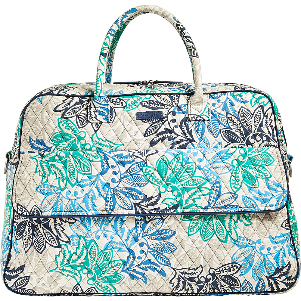 Vera Bradley Grand Traveler Santiago - Vera Bradley Luggage Totes and Satchels - Luggage, Luggage Totes and Satchels