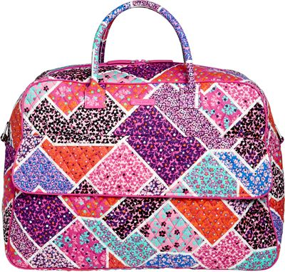 Vera Bradley Grand Traveler Modern Medley - Vera Bradley Luggage Totes and Satchels