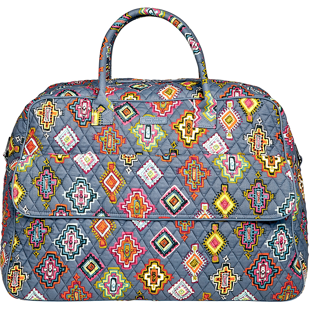 Vera Bradley Grand Traveler Painted Medallions - Vera Bradley Luggage Totes and Satchels - Luggage, Luggage Totes and Satchels