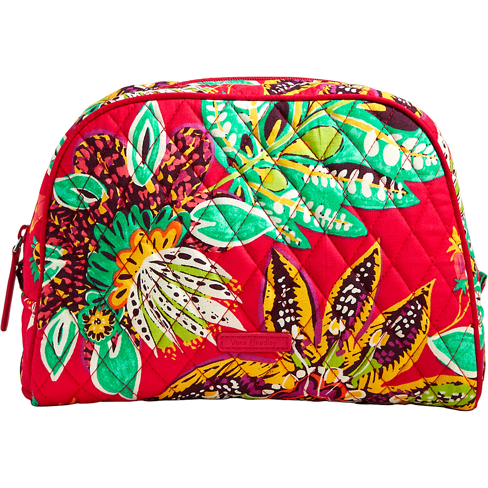 Vera Bradley Large Zip Cosmetic Rumba - Vera Bradley Womens SLG Other - Women's SLG, Women's SLG Other