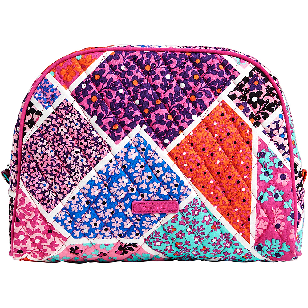 Vera Bradley Large Zip Cosmetic Modern Medley - Vera Bradley Womens SLG Other - Women's SLG, Women's SLG Other