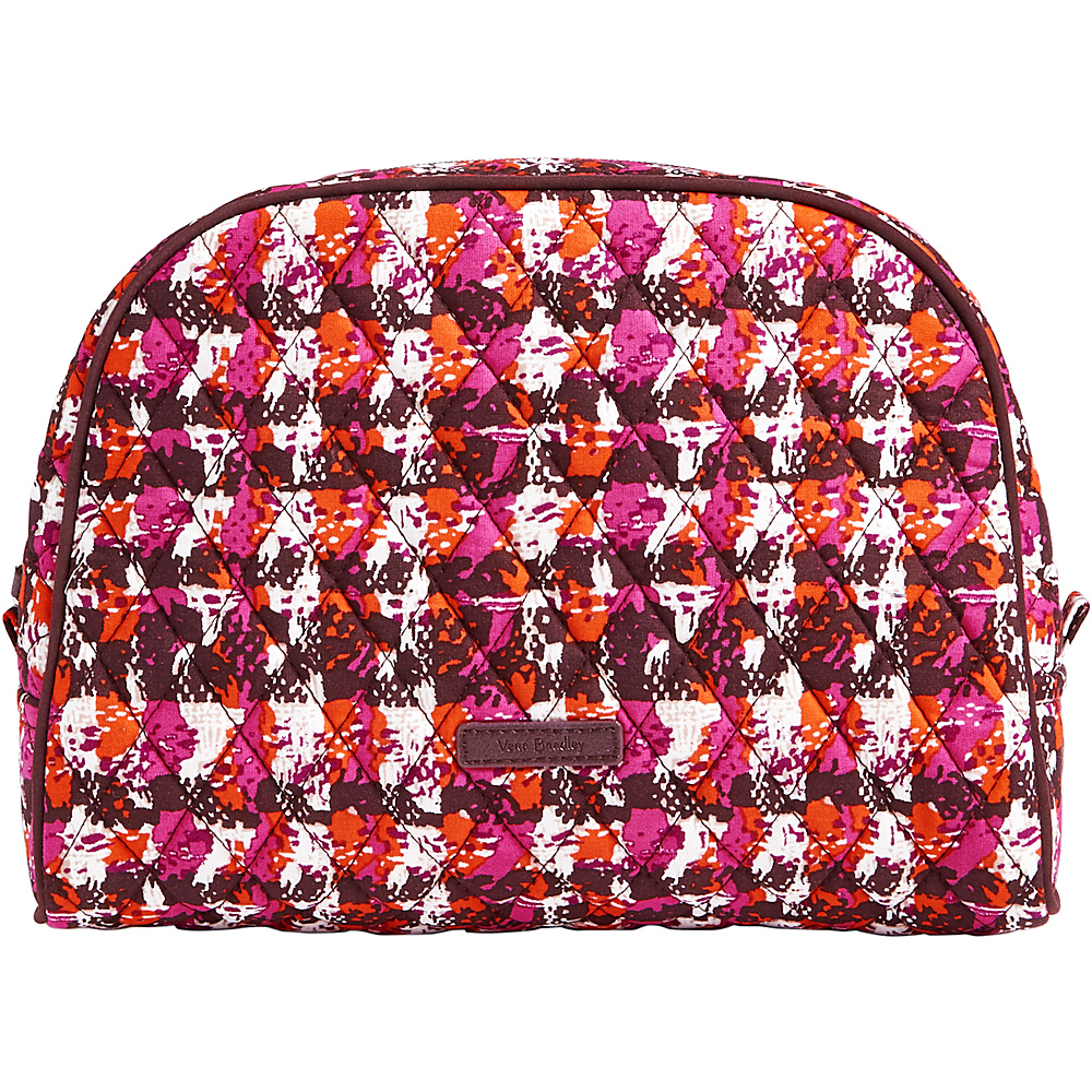 Vera Bradley Large Zip Cosmetic Houndstooth Tweed - Vera Bradley Womens SLG Other - Women's SLG, Women's SLG Other
