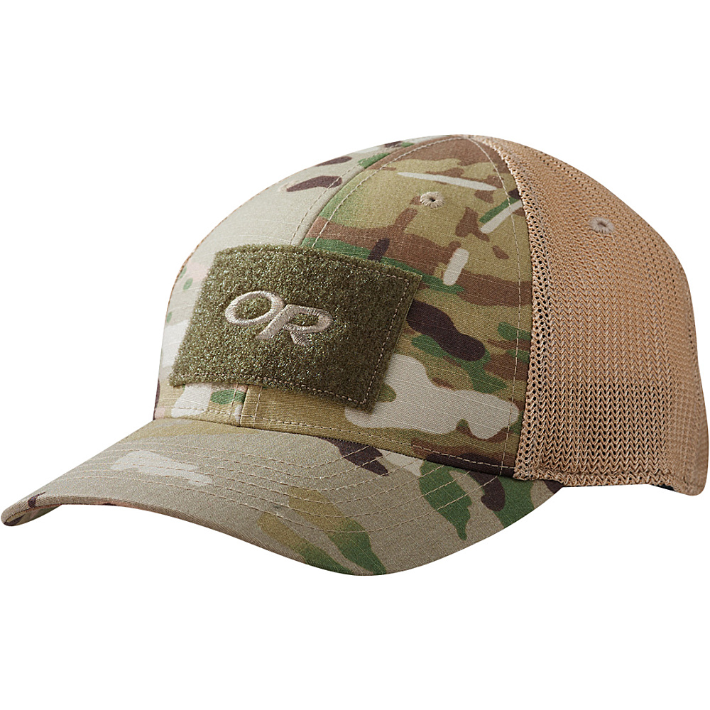 Outdoor Research Fieldcraft Cap One Size - Multicam - Large - Outdoor Research Hats/Gloves/Scarves - Fashion Accessories, Hats/Gloves/Scarves