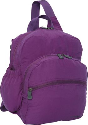 LiteGear RFID City Tote Purple - LiteGear Everyday Backpacks