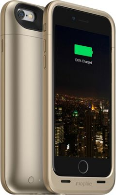 Mophie Juice Pack Plus for iPhone 6 Gold - Mophie Electronic Cases