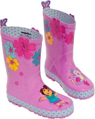 Kidorable Dora Rain Boots 12