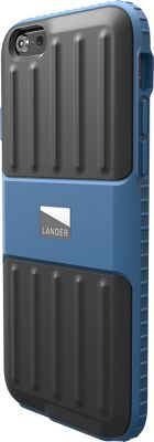Lander Powell iPhone 6/6S Case Blue - Lander Electronic Cases