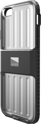 Lander Powell iPhone 6/6S Case Clear - Lander Electronic Cases