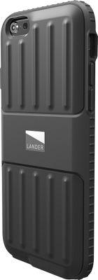 Lander Powell iPhone 6/6S Case Black - Lander Electronic Cases