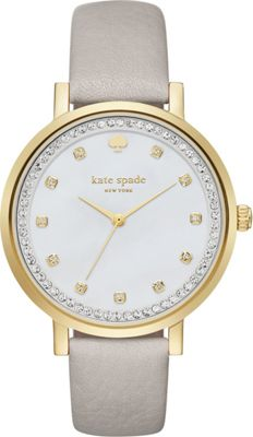 kate spade watches Monterey Watch Grey - kate spade watches Watches