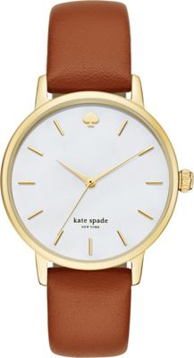 kate spade watches Metro Watch Brown - kate spade watches Watches