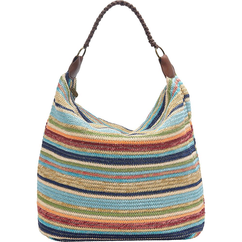 Sun N Sand Valenti Hobo Valenti - Sun N Sand Fabric Handbags - Handbags, Fabric Handbags