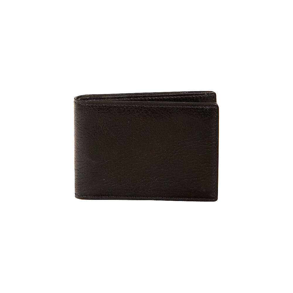Boconi Becker RFID Slimster Black w Aspen Boconi Men s Wallets