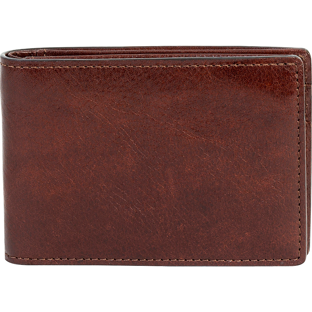 Boconi Becker RFID Slimster Whiskey w Aspen Boconi Men s Wallets