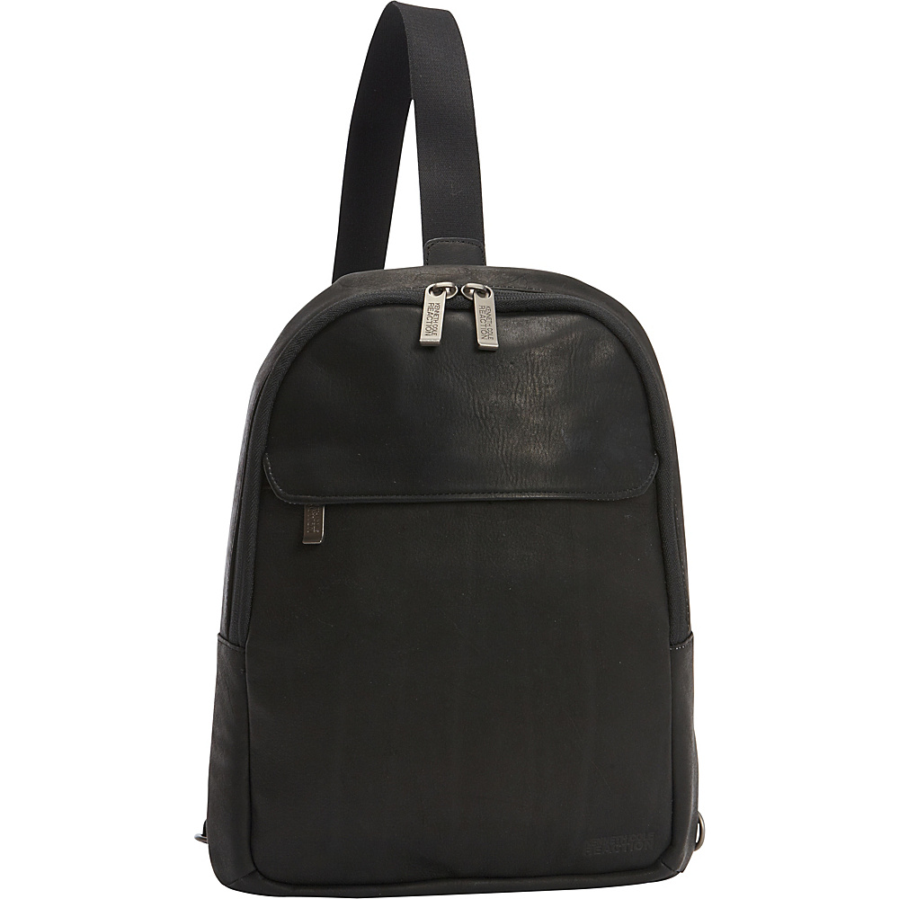 Kenneth Cole Reaction Sling Break Sling Tablet Case Black Kenneth Cole Reaction Business Laptop Backpacks