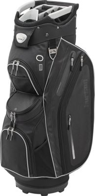 Burton Golf Premier Pro Cart Bag Black/Charcoal - Burton Golf Golf Bags