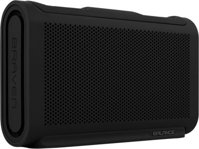 Braven Balance Wireless HD Bluetooth Speaker Black/Black/...