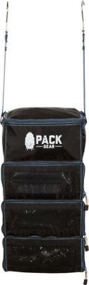 Pack Gear Premium Backpack Organizer Black - Pack Gear Travel Organizers
