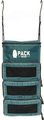 Pack Gear Premium Backpack Organizer Green - Pack Gear Travel Organizers