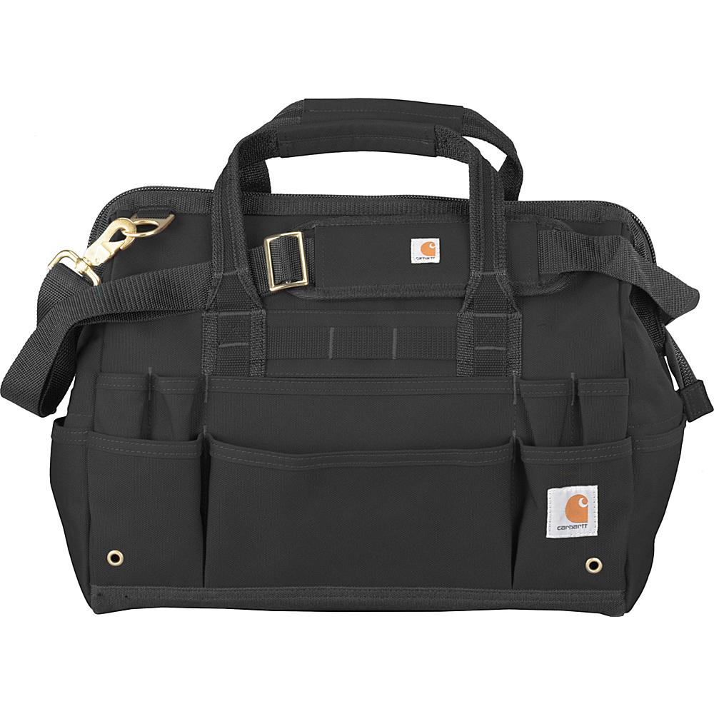 Carhartt 16 Tool Bag Black Carhartt Sports Accessories