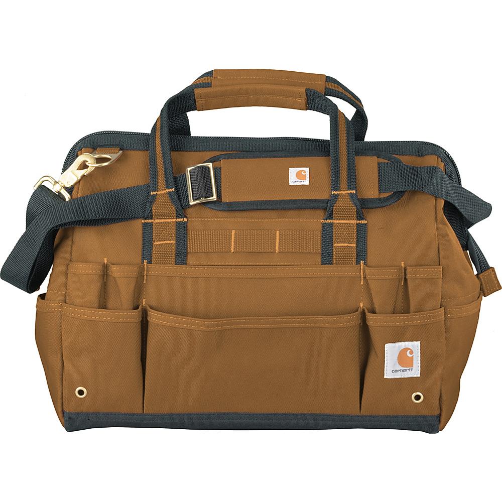 Carhartt 16 Tool Bag Carhartt Brown Carhartt Sports Accessories