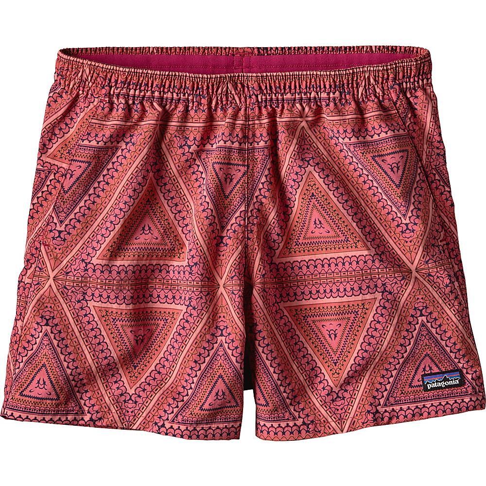 Patagonia Womens Baggies Shorts XXS - Bermuda: Craft Pink - Patagonia Womens Apparel - Apparel & Footwear, Women's Apparel