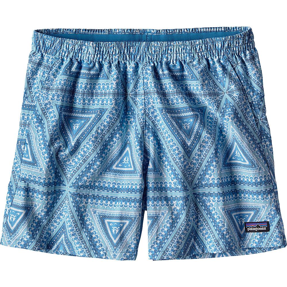 Patagonia Womens Baggies Shorts L - Bermuda: Radar Blue - Patagonia Womens Apparel - Apparel & Footwear, Women's Apparel