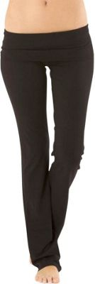 Electric Yoga Essential Boot Leg Pants S - Black - Electric Yoga Women's Apparel