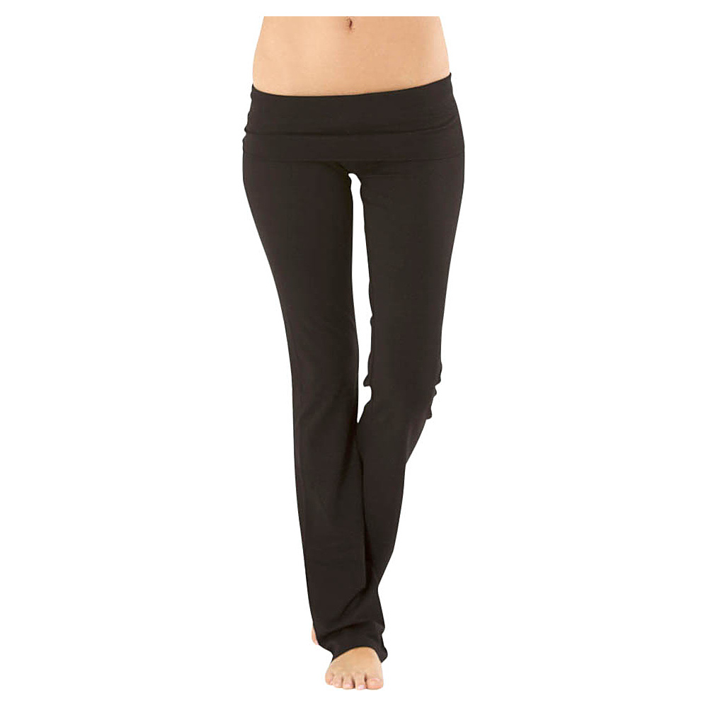 Electric Yoga Essential Boot Leg Pants L Black Electric Yoga Women s Apparel