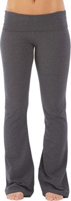 Electric Yoga Essential Boot Leg Pants L - Charcoal - Electric Yoga Women's Apparel
