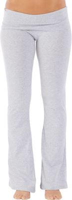 Electric Yoga Essential Boot Leg Pants S - Heather Grey - Electric Yoga Women's Apparel