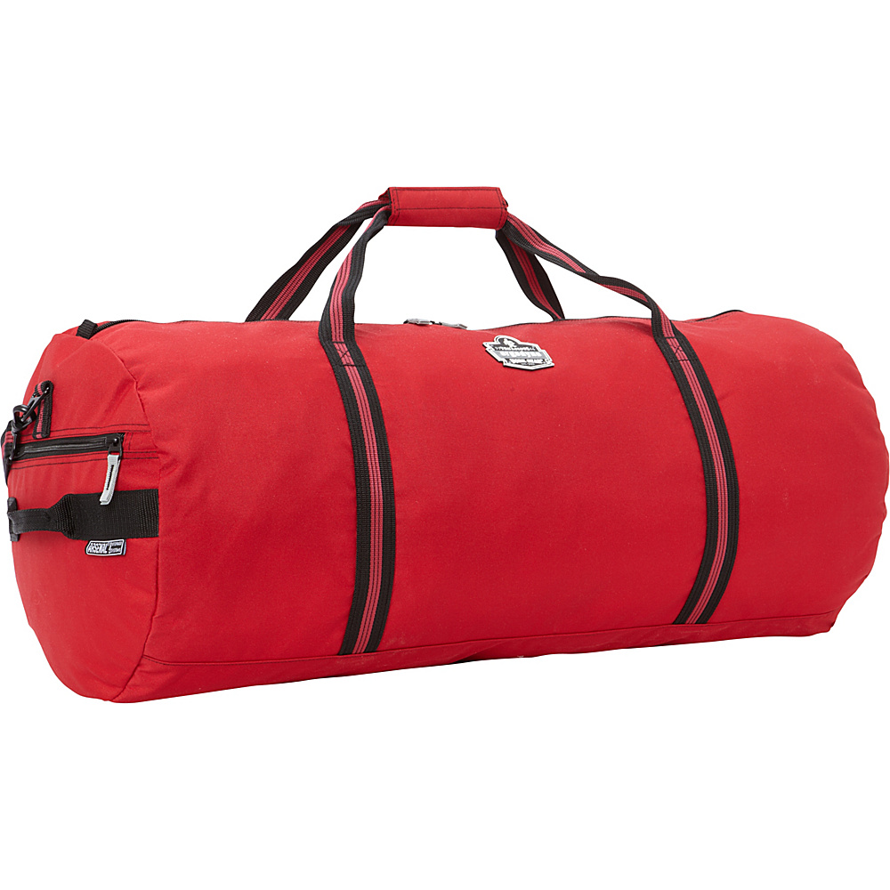 Ergodyne GB5020M Duffel Bag Medium Red Ergodyne Outdoor Duffels